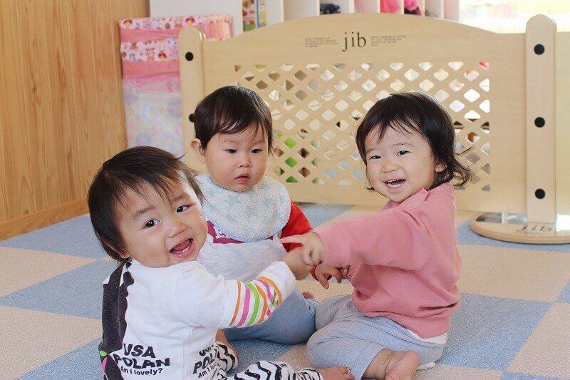 0・1・2 歳児の保育