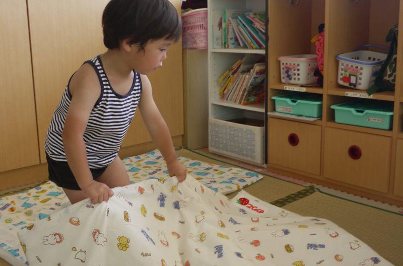 2歳児の姿